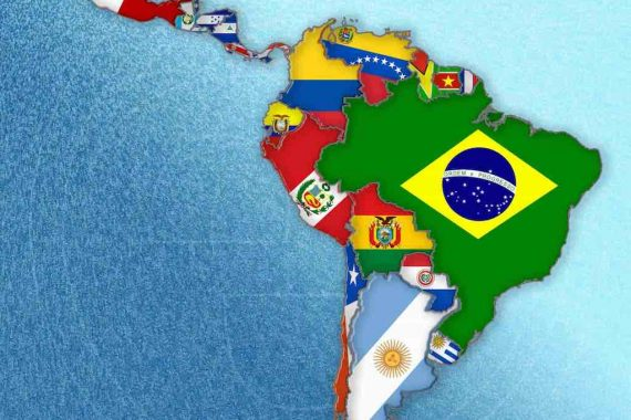 Latin America Countries to visit poll results