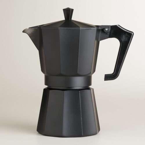 How to brew coffee using a Moka Pot video