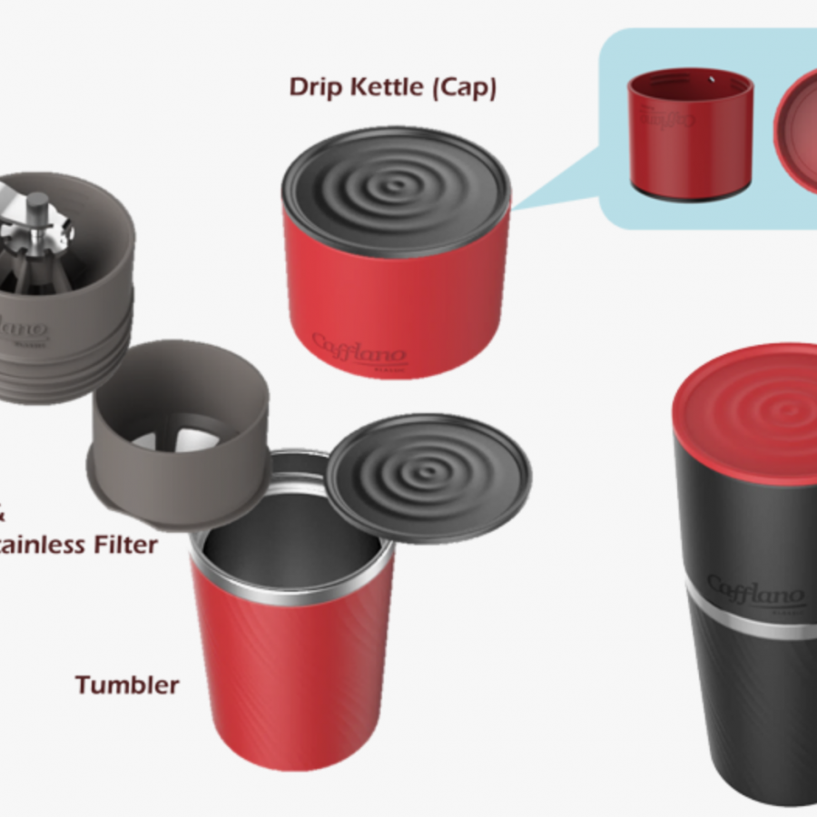 All-in-one coffee maker