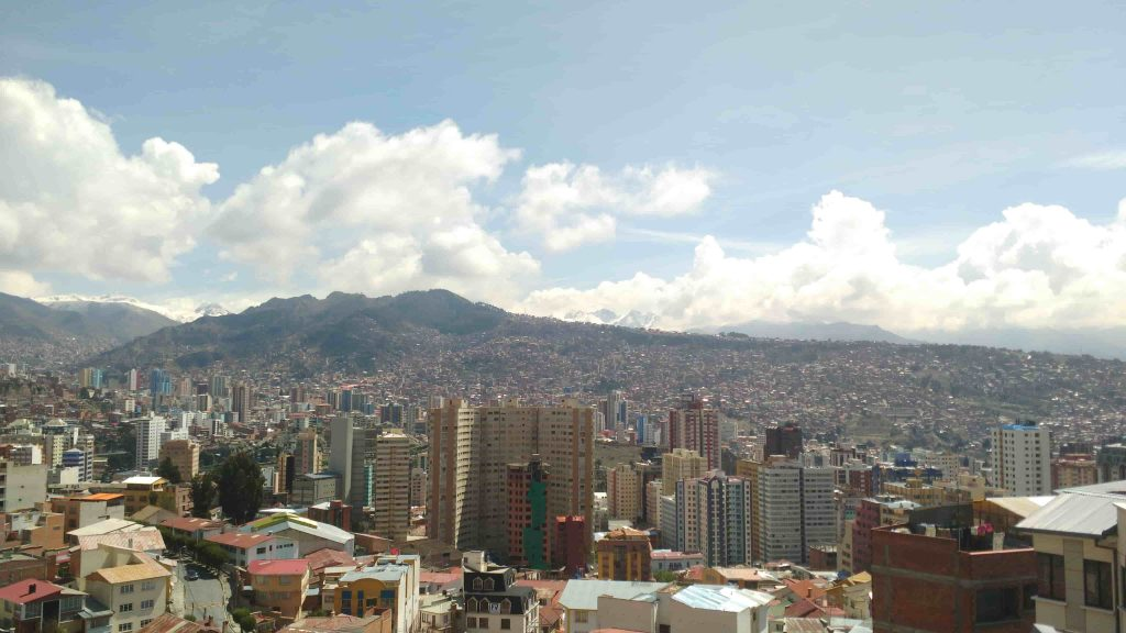 La Paz, Bolivia Cocotu Latin America Bolivian Coffee