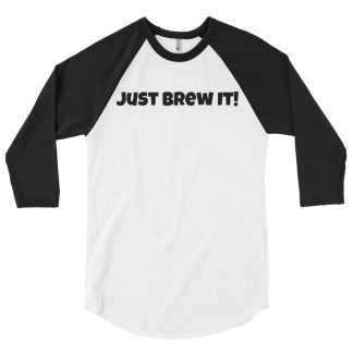 Just brew it coffee T-shirt