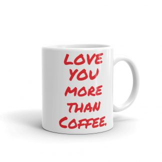 Love you cocotu coffee mug