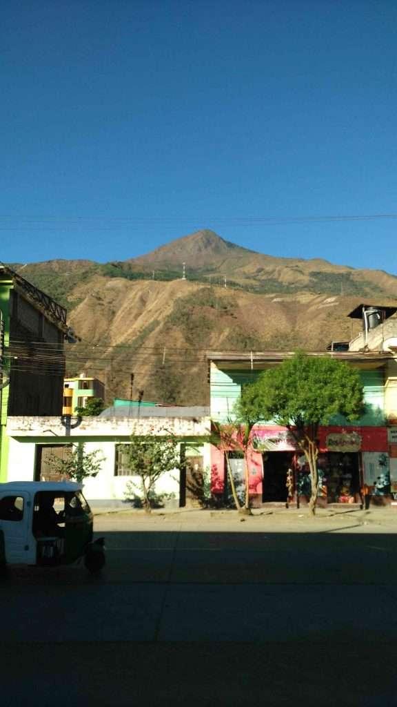 Quillabamba Peru Mountains