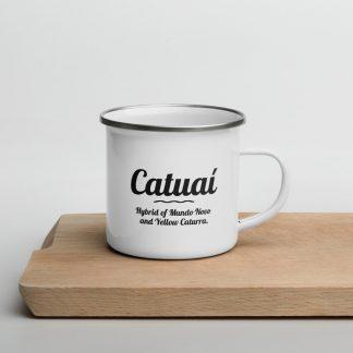 Catuai coffee variety mug