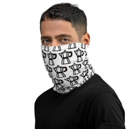 Moka pot face mask