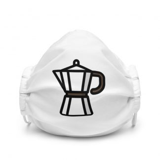 Moka pot face mask